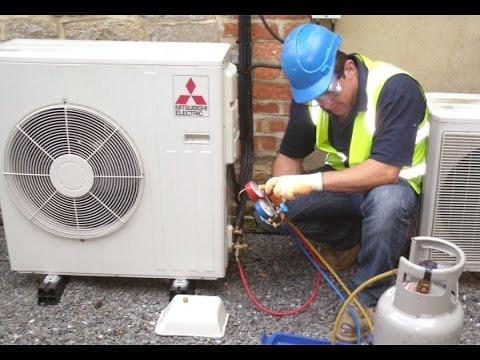 reparar aire acondicionado Bidasoa